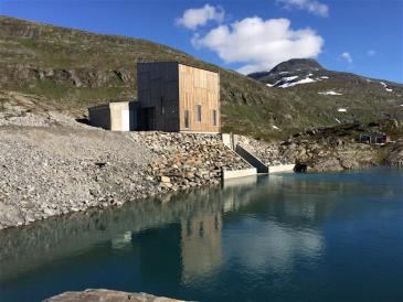 Storelvvatn kraftstasjon